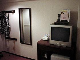 ホテル室内2