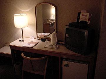 ホテル室内3