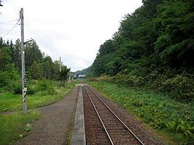 西女満別駅5