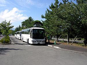 シャトルバス乗り場2