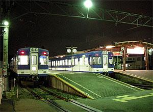 河口湖駅2