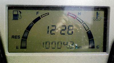 RV125JP距離計