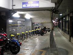 駐輪エリア3