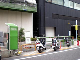 駐輪スペース3
