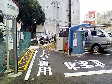 駐輪場出入口
