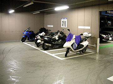 駐輪スペース2