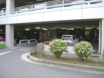 羽田空港第2駐車場2