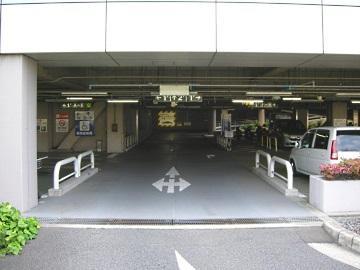 羽田空港第2駐車場3