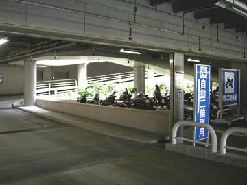 羽田空港第2駐車場4
