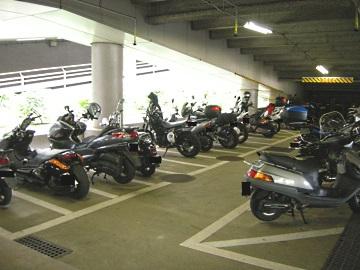 羽田空港第2駐車場5