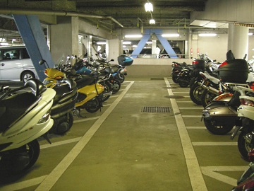 羽田空港第2駐車場6