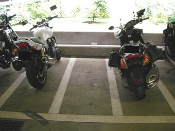 羽田空港第2駐車場7