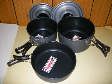 Texsport cook set 全容1