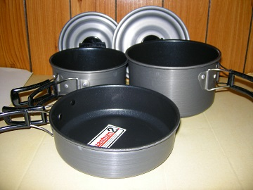 Texsport cook set 全容2